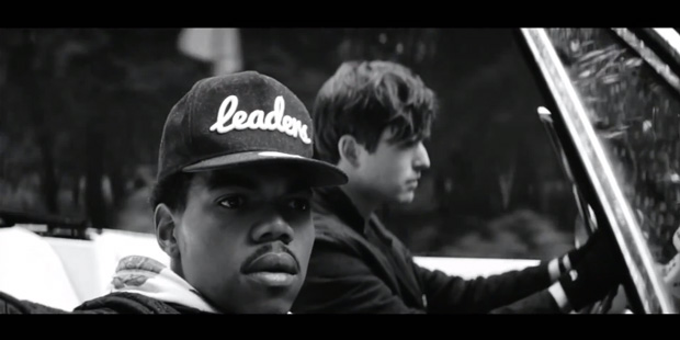"James Blake and Chance the Rapper: ""Life Round Here"" Remix (Official Video) : Indie/ Hip-Hop Colloaboration"