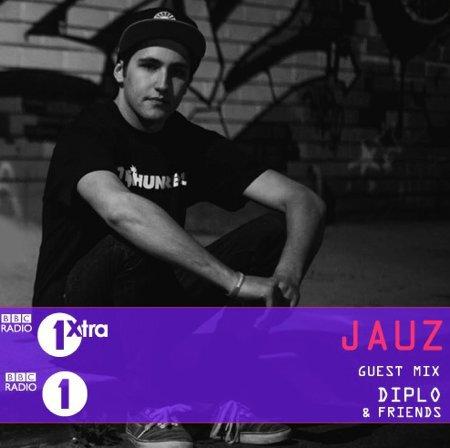 Jauz Releases Impressive One Hour Diplo & Friends Mix : Future House