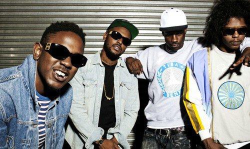 Jay Rock Reunites With Kendrick Lamar