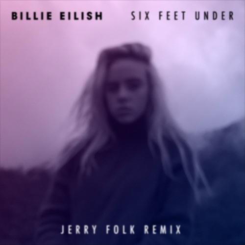 Jerry Folk Billie Ellish Artwork