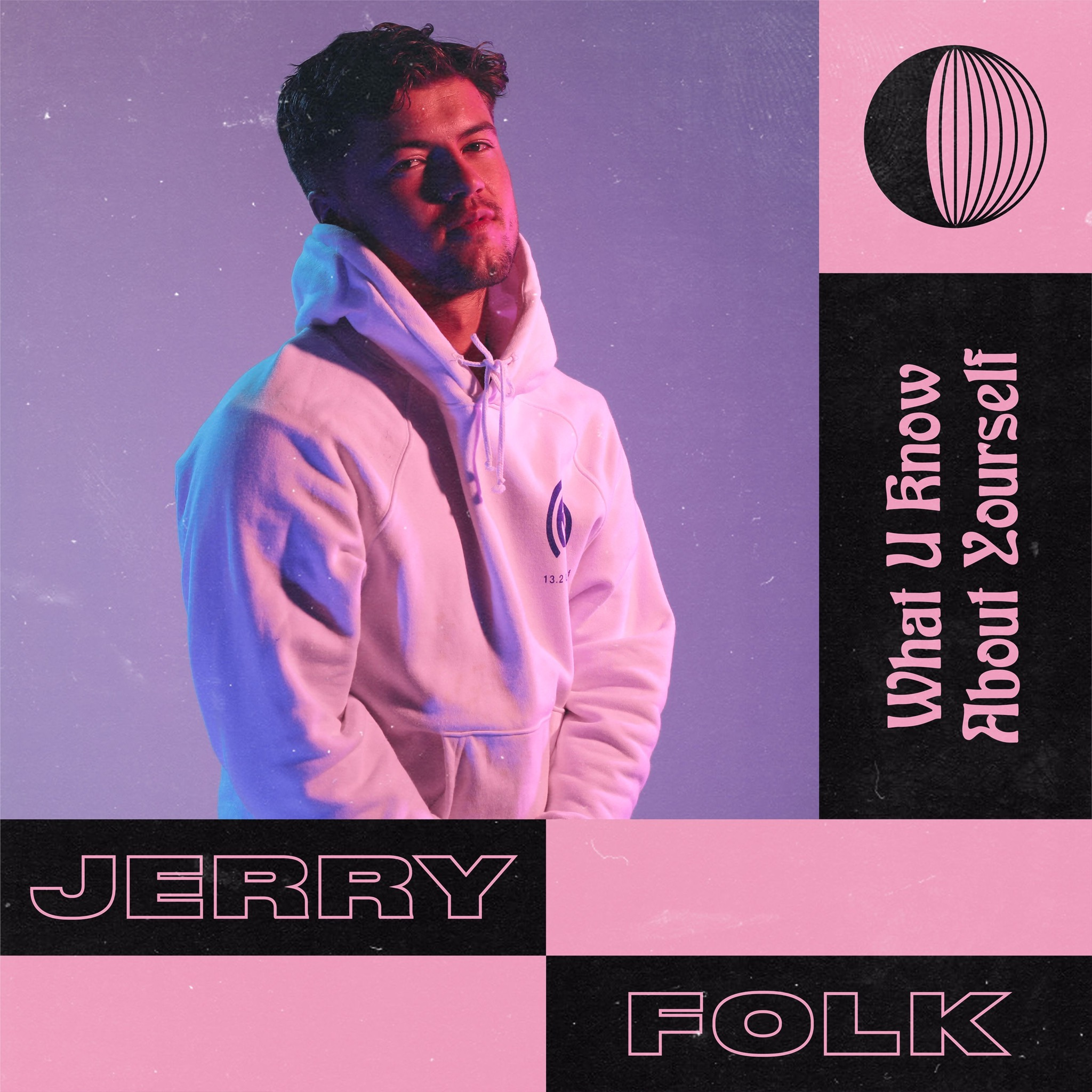 Jerry Folk What U Know About Yourself Artwork