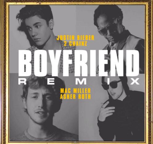 Justin Bieber – Boyfriend (Remix) (Ft. 2 Chainz