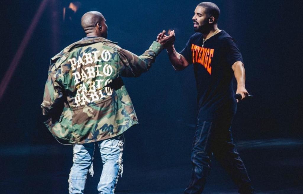 Kanye Drake Album Confirmed