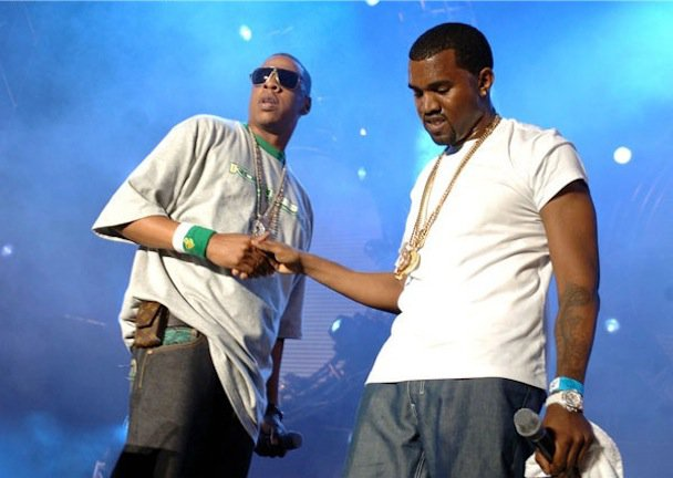 Kanye West & Jay-Z - Otis : New Chill Hip-Hop Song