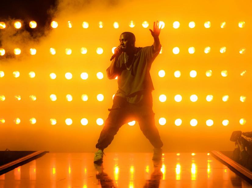 Kanye West Saint Pablo