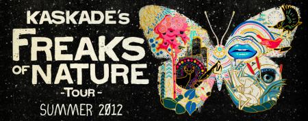 Kaskade's Freaks of Nature Tour + Coachella Set : Nationwide Tour Info + New Dates