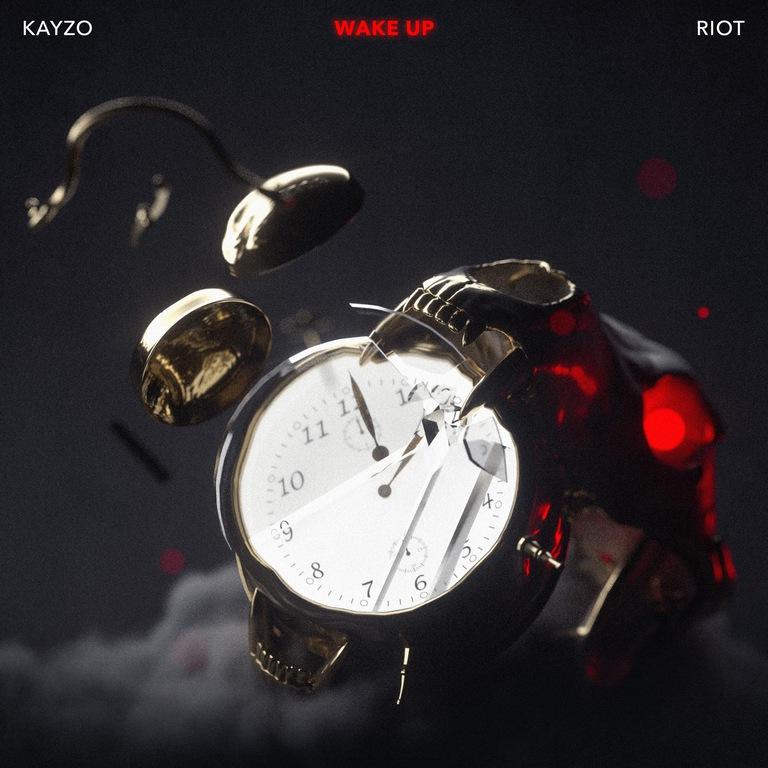 Kayzo Riot Artwork