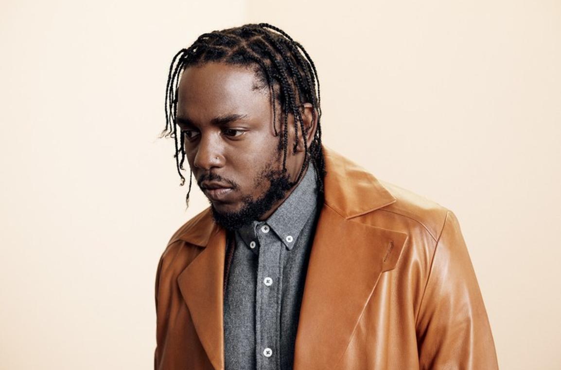 Kendrick Album Announce