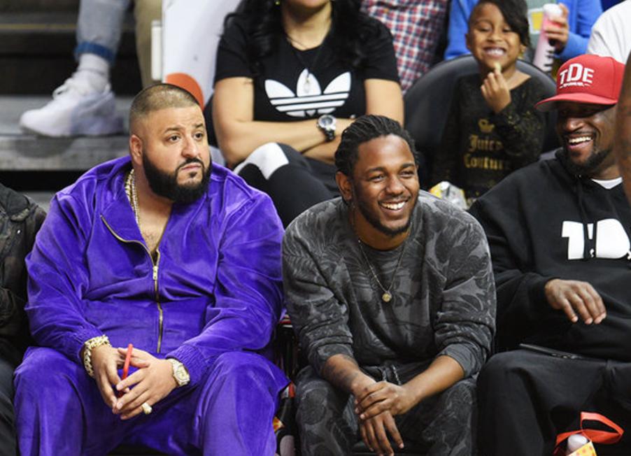 Kendrick DJ Khaled