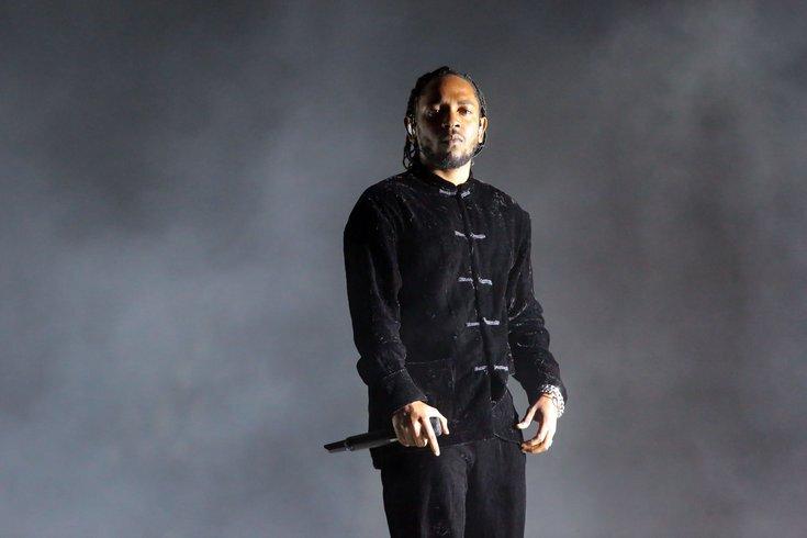 Kendrick Lamar BRIt Awards