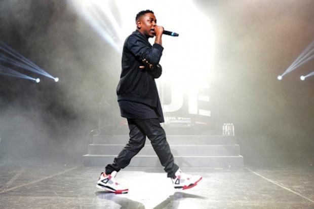 Kendrick Lamar Debuts New Song On Colbert