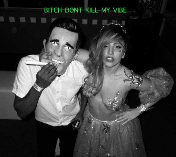 Kendrick Lamar featuring Lady Gaga – B*tch Don't Kill My Vibe (Music Video) : Suprising