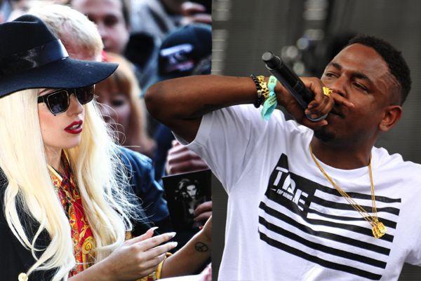 Kendrick Lamar ft. Lady Gaga - Partynauseous