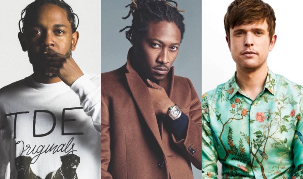Kendrick Lamar Future Jay Rock