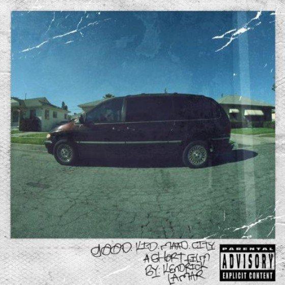 Kendrick Lamar - Good Kid M.A.A.D City (Album) : Another Amazing Hip-Hop Album from 2012