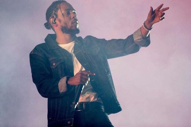 Kendrick Lamar grammys 2018