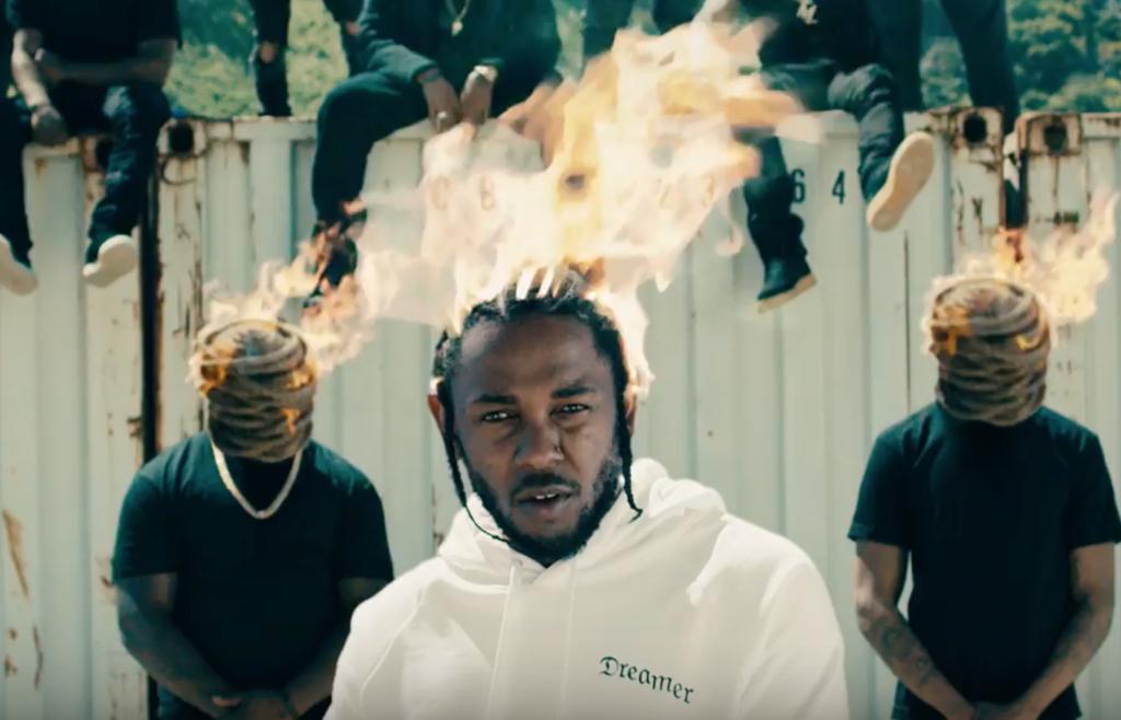 Kendrick Lamar Humble Screen Shot