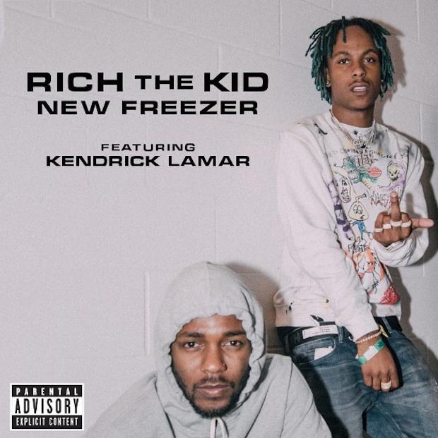 Kendrick Lamar Rich The Kid