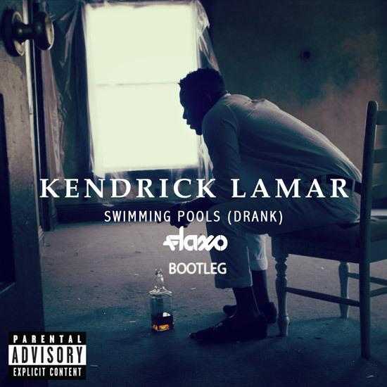Kendrick Lamar - Swimming Pools (Drank) (Flaxo Stadium Bootleg) : Massive Trap Remix