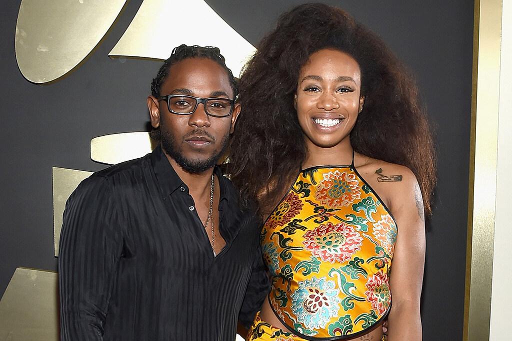 Kendrick Lamar SZA All The Stars