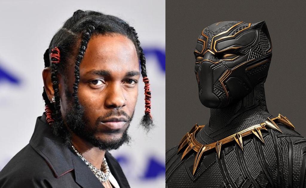 Kendrick Lamar Villian Black Panther