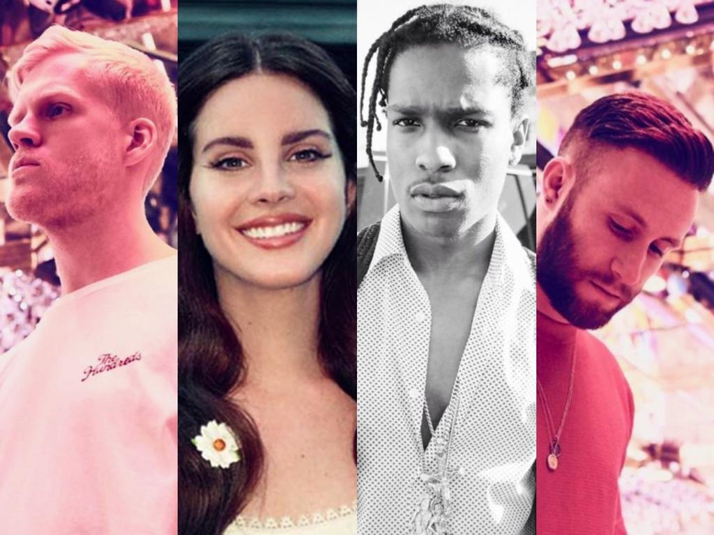 Lana Del Rey Summer Bummer Snakehips