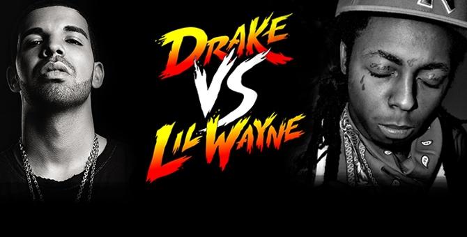 Lil Wayne & Drake – Grindin : Massive New Track For Drake vs Lil Wayne Tour