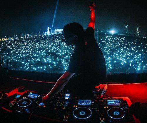 Listen To Skrillex's Epic Hangout Music Festival Set Including New Unreleased Music