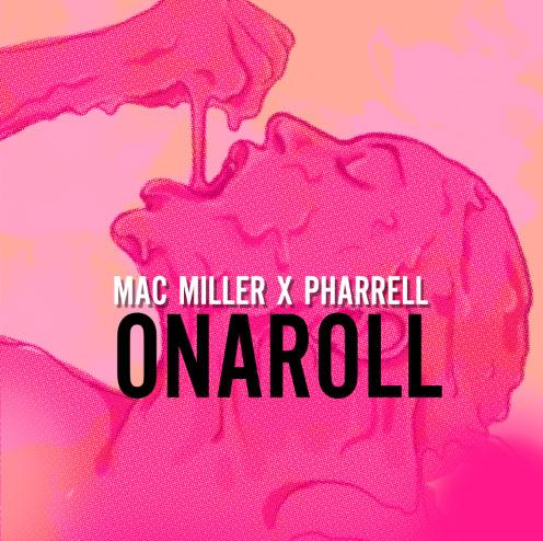 Mac Miller - Onaroll (Produced by Pharrell) : Chill Hip-Hop