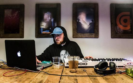 "Mac Miller Releases New Laid Back Larry Fisherman Instrumental Mixtape ""Run On Sentences"" Volume Two"