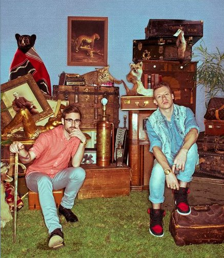 "Macklemore & Ryan Lewis Announce Debut Album ""The Heist"" and Word Tour Dates"