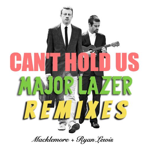 Macklemore & Ryan Lewis - Can't Hold Us (Major Lazer Remix ft. Swappi & 1st klase) : Huge Unexpected Trap / Reggae Remix [Free Download]