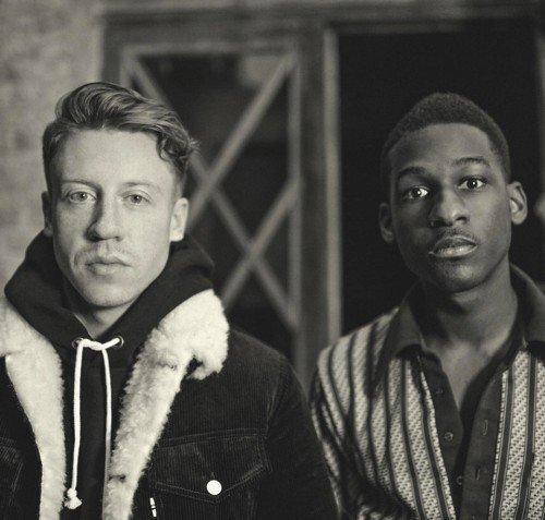 "Macklemore & Ryan Lewis Share New Song ""Kevin"" Featuring Soul Singer Leon Bridges"