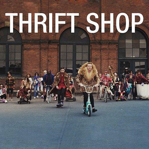 Macklemore x Ryan Lewis - Thrift Shop (ft. Wanz) : Must Hear Hip-hop