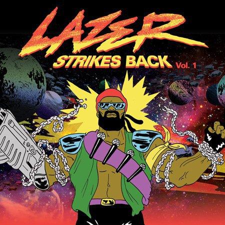 Major Lazer - Lazer Strikes Back Vol. 1 : 4 Free Song EP Including Hot Chip Remix [Free Download]
