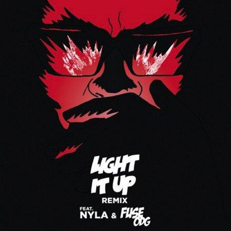 Major Lazer - Light It Up (Feat. NYLA & Fuse ODG) [Remix] : Reggae / Moombahton