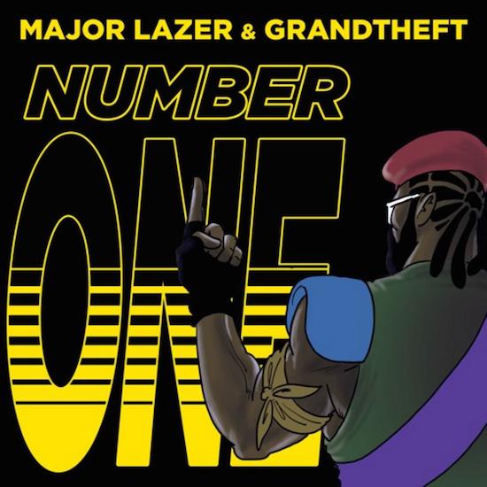 """Major Lazer Link Up With Grandtheft For Reggae Inspired Single """"Number One"""""""