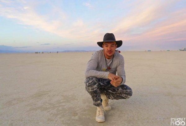 Major Lazer - Robot Heart (2 Hour Long Reggae Set From Burning Man)
