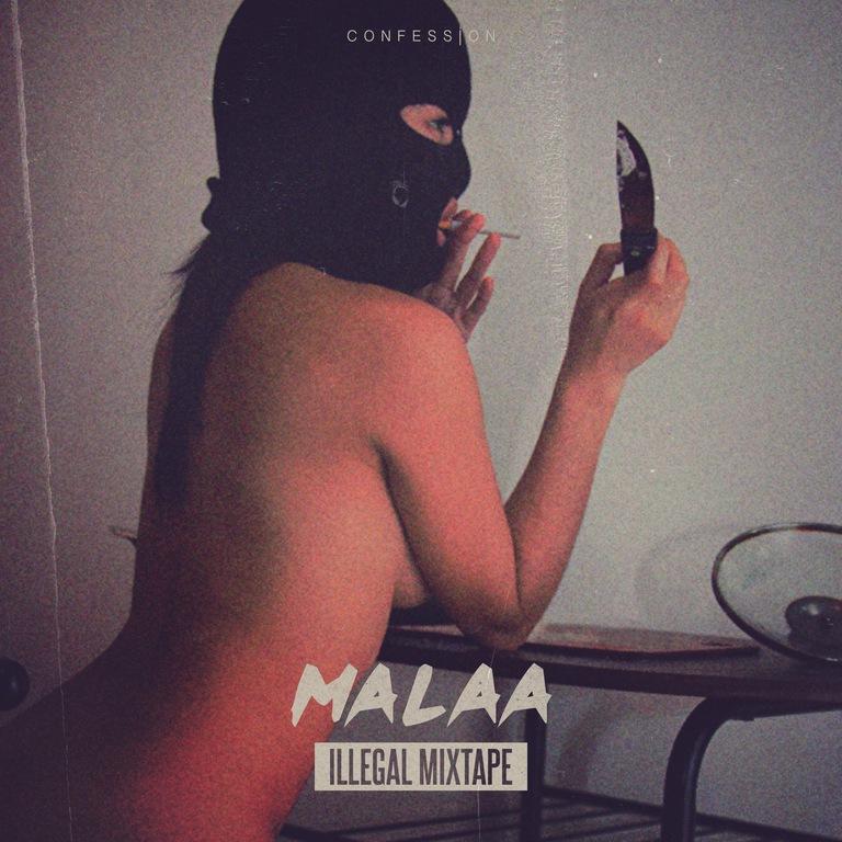 Malaa Mixtape Artwork