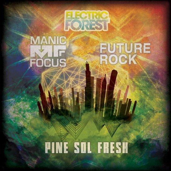 Manic Focus x Future Rock - Pine Sol Fresh : Funky Glitch-Hop / Electro-Soul [Free Download] [TSIS PREMIERE]