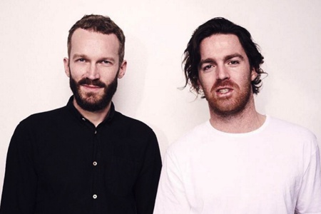 Marcus Marr & Chet Faker - The Trouble With Us : Fresh Indie / Electronic Collaboration