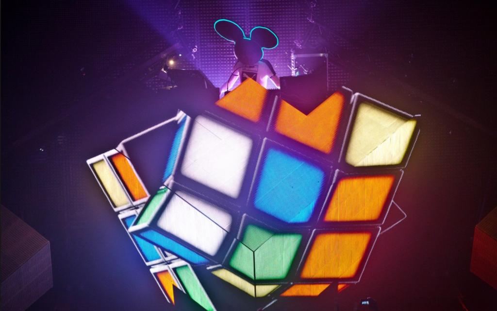 Mau5 cube