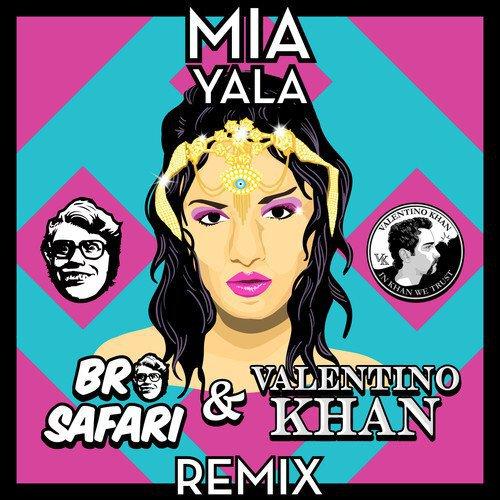 MIA - YALA (Bro Safari & Valentino Khan Remix) : Massive Trap Remix [Free Download]