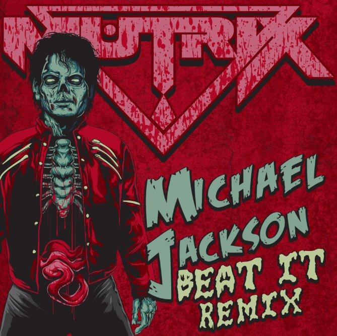 Michael Jackson – Beat It (Mutrix Remix) : Melodic Dubstep Remix [Free Download]