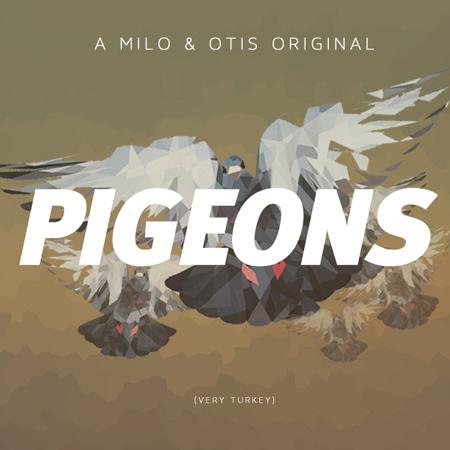 Milo & Otis Release Huge Trap / Twerk Bass Original 'Pigeons'  [Free Download]