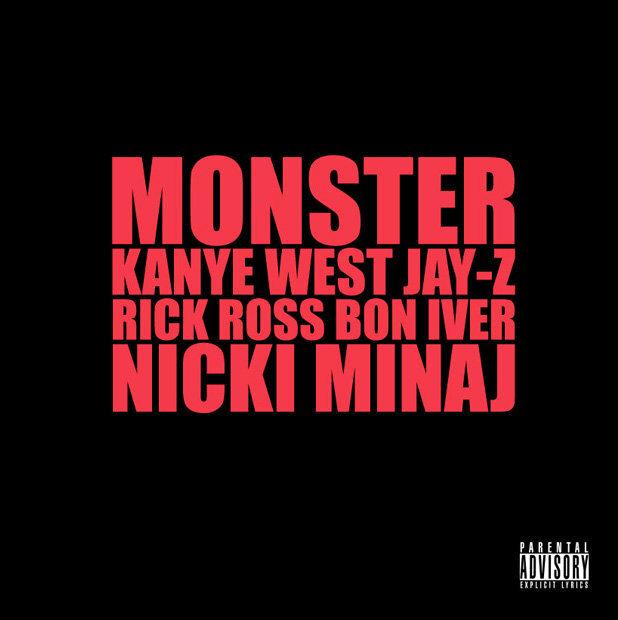 Monster - Kanye West ft. Jay-Z