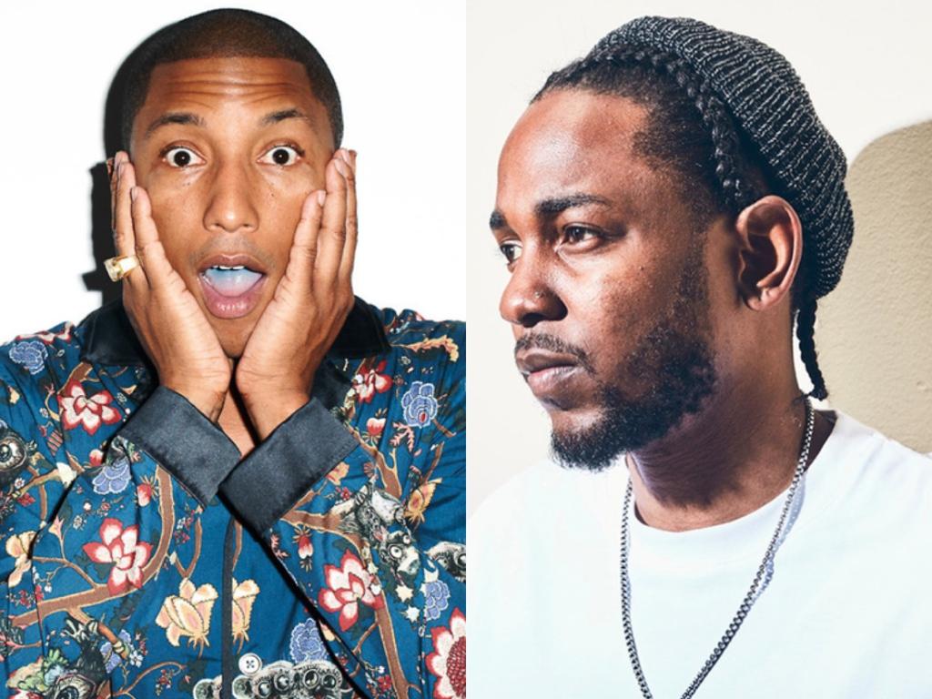 NERD Kendrick Lamar