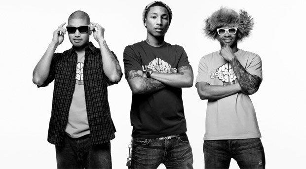 N.E.R.D. - Lapdance (Team Scoop Moombahtrap Bootleg Remix) : Must Hear Trap / Moombahton BANGER