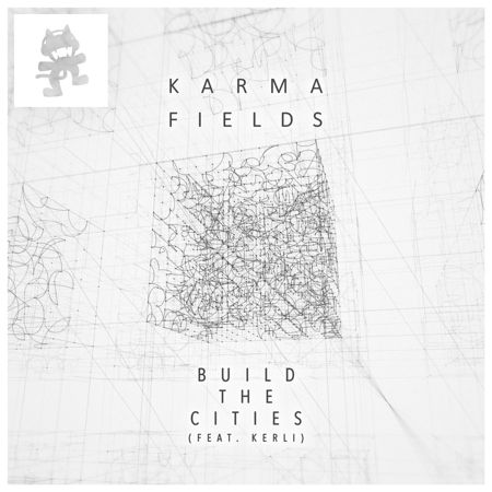 """New Mysterious Act Karma Fields Drops Incredible Single """"Build The Cities"""" Feat. Kerli :"""