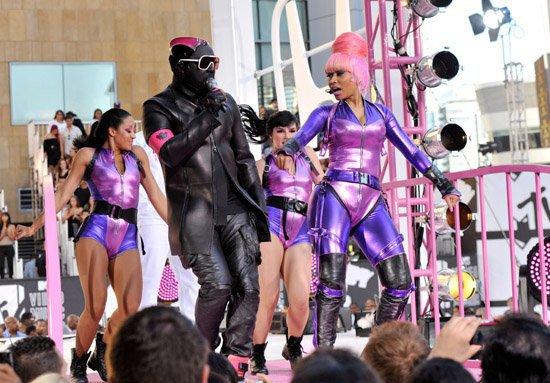 Nicki Minaj & Will.I.Am - Check It Out (Benny Benassi Remix): SICK NEW ELECTRO BANGER REMIX
